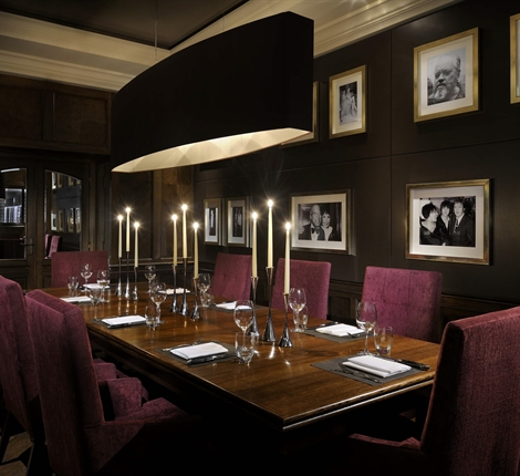 The Private Dining Room at JW Steakhouse