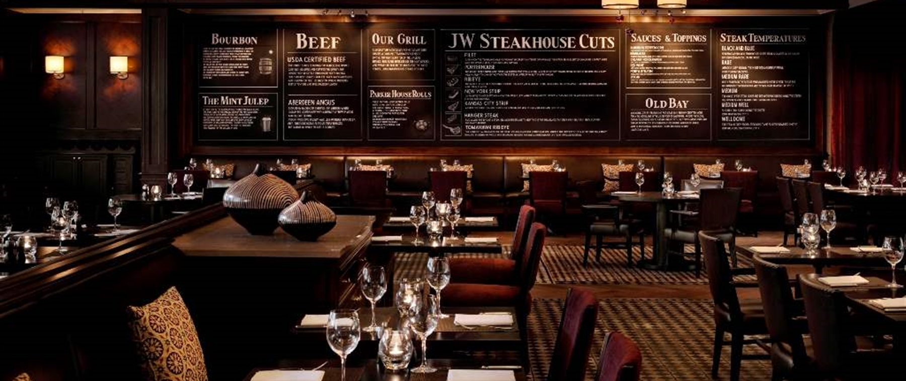 JW Steakhouse Restaurant